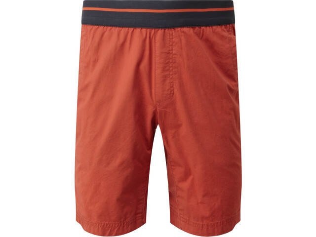 Rab Crank Short Homme, red clay